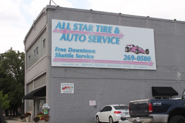 All Star Auto >> Downtown Indy All Star Tire And Auto Service