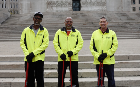 Downtown Indy, Inc. keeps Downtown clean, green and safe