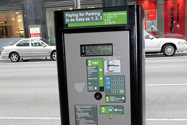 Parking meters may be available near your destination. They are FREE after 9 p.m. Monday - Saturday and all day Sunday and holidays. Otherwise most are $1.50/hour.
